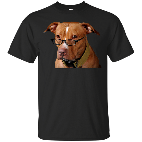 Womens Pitmas Pitbull Christmas Heather T shirt