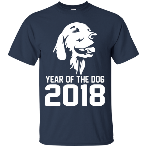 Labrador Retriever 2018 Year Dog T shirt
