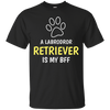 Image of Labrador Retriever Funny T Shirt Heather - Funny Labrador Retriever T Shirt