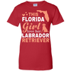 Image of Florida Loves Labrador Retriever Shirt
