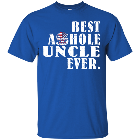 ASSHOLE UNCLE T SHIRT HALLOWEEN Small