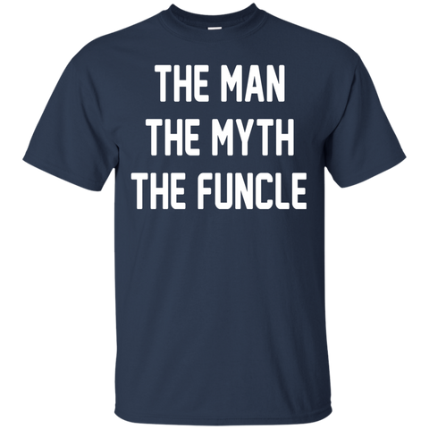 Mens Funcle T Shirt Large Heather