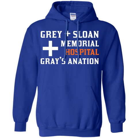 Grey Sloan Memorial Hospital Anatomy t SHIRT