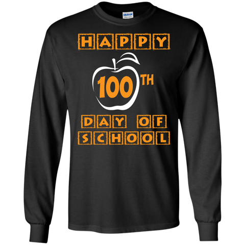 Happy 100th Day School Medium T shirt