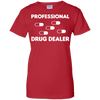 Image of FUNNYSHIRTS ORG Most Professional Pharmacist American T shirt