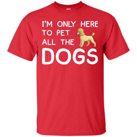 Funny Pet Dogs T shirt Heather