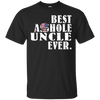 Image of ASSHOLE UNCLE T SHIRT HALLOWEEN Small