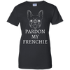 Image of Frenchie French Bull Dog Excuse t SHIRT
