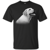 Image of Labrador Retriever Face Shirt