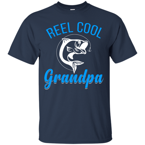 Funny Fishing T shirt Retired Grandpa