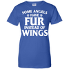 Image of Angels Instead Wings Beagle T Shirt