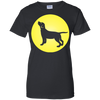 Image of Mens Labrador Retriever Halloween T Shirt