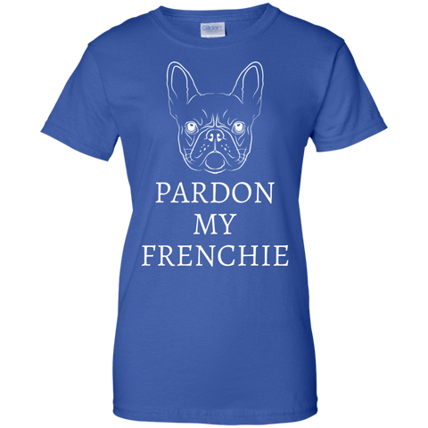Frenchie French Bull Dog Excuse t SHIRT