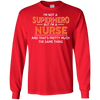 Image of Im Not Superhero But Nurse T shirt