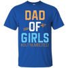 Image of Dad Girls Outnumbered Fathers Day