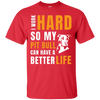 Image of Bull Better Life Funny T shirts