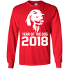 Image of Labrador Retriever 2018 Year Dog T shirt