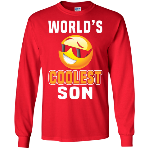 Family T shirt Worlds Coolest Shirt