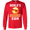 Image of Family T shirt Worlds Coolest Shirt