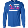 Image of Kids Future Nurse T Shirt Heart
