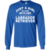 Image of Womens Labrador Retriever Shirt Medium