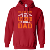 Image of Funny Being Legend Dad Shirt