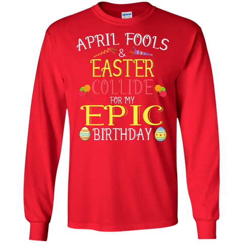 Funny Birthday April Easter T Shirt
