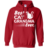 Image of Cat Grandma Shirt Novelty Gift