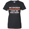 Image of Christmas Gift Father Daughter Dad