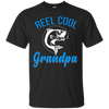 Image of Funny Fishing T shirt Retired Grandpa