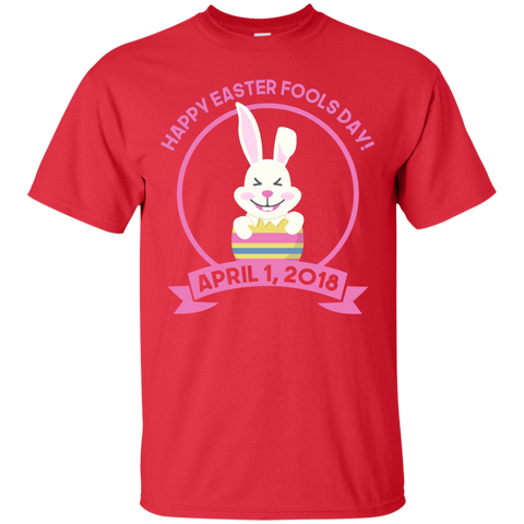 Easter Fools Day TShirt 2018