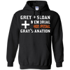 Image of Grey Sloan Memorial Hospital Anatomy t SHIRT