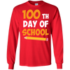 Image of 100th Day School Teacher Survival T shirt