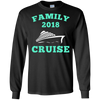 Image of Family Cruise Vacation 2018 T Shirts