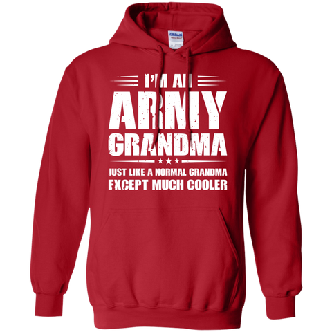Womens Army Grandma Shirt