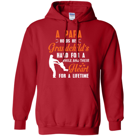 Father grandpa daughter Heather T shirt