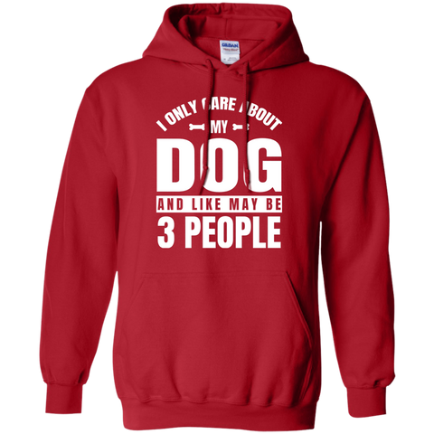 About My Dog People T Shirt