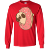 Image of Kids T Shirt Funny Majestic Donut