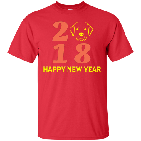 Labrador Retriever 2018 Year Of The Dog Shirt