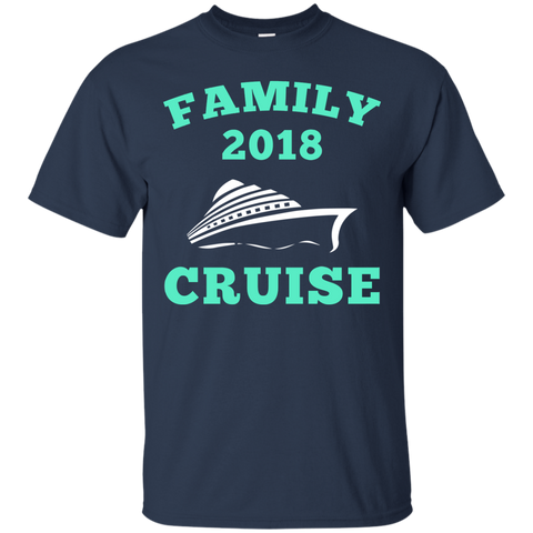 Family Cruise Vacation 2018 T Shirts
