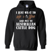 Image of FUNNY COFFEE AUSTRALIAN CATTLE T SHIRT