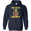 Image of Family Group T shirt Awesome Grampy