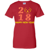 Image of Labrador Retriever 2018 Year Of The Dog Shirt