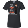 Image of 12th Grade Teacher T Shirt Heather