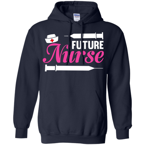Kids Future Nurse T Shirt Heart