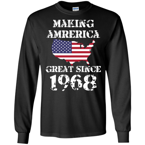America Birthday Gifts T Shirt Asphalt