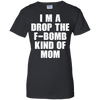 Image of Drop F bomb Family Shirt Funny