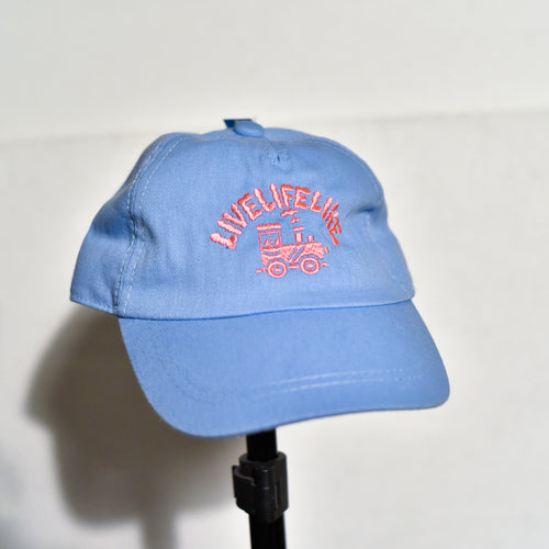 Kids Cap Blue