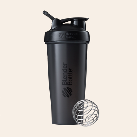 Insulated BlenderBottle - Natural