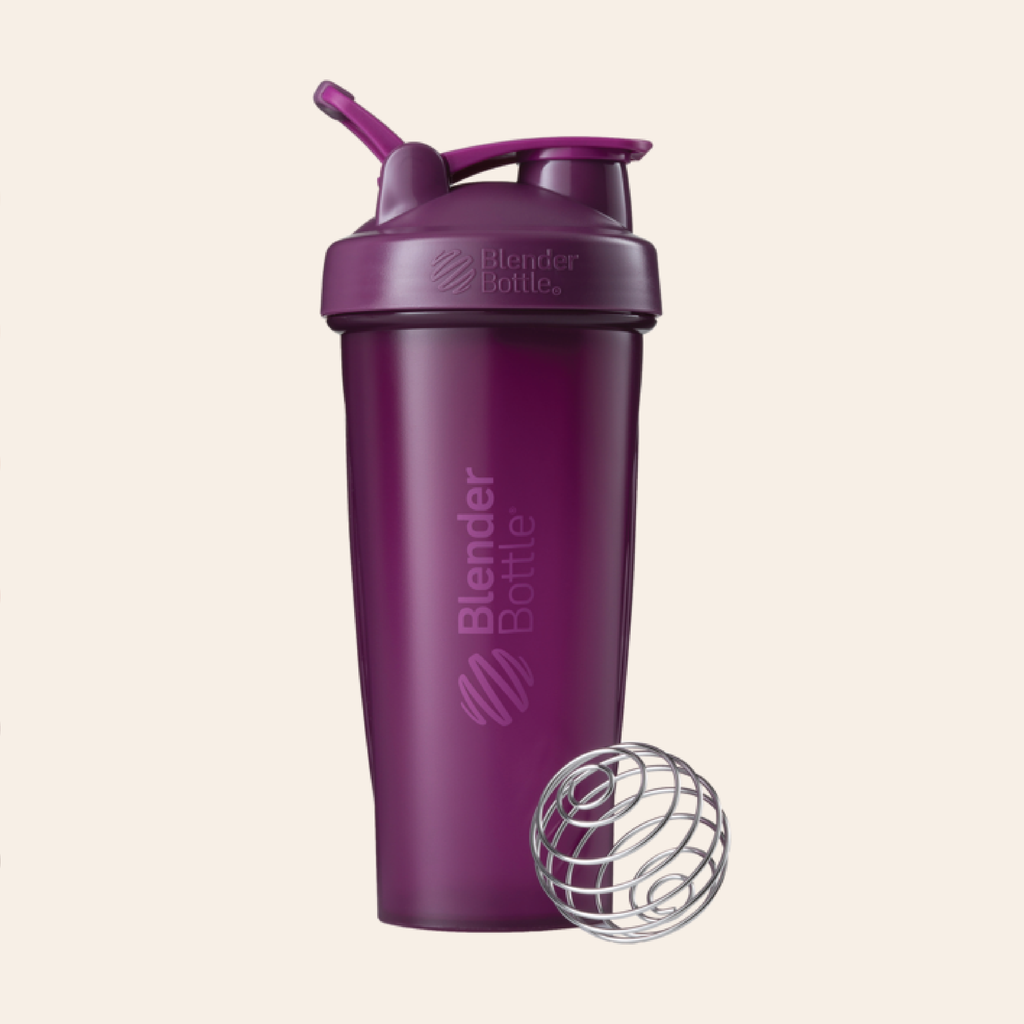 BlenderBottle Classic 28oz - Plum